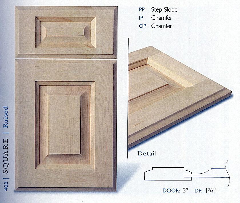 Kitchen Cabinet Doors Vancouver Bc: 400-Series Cabinet Door Profiles