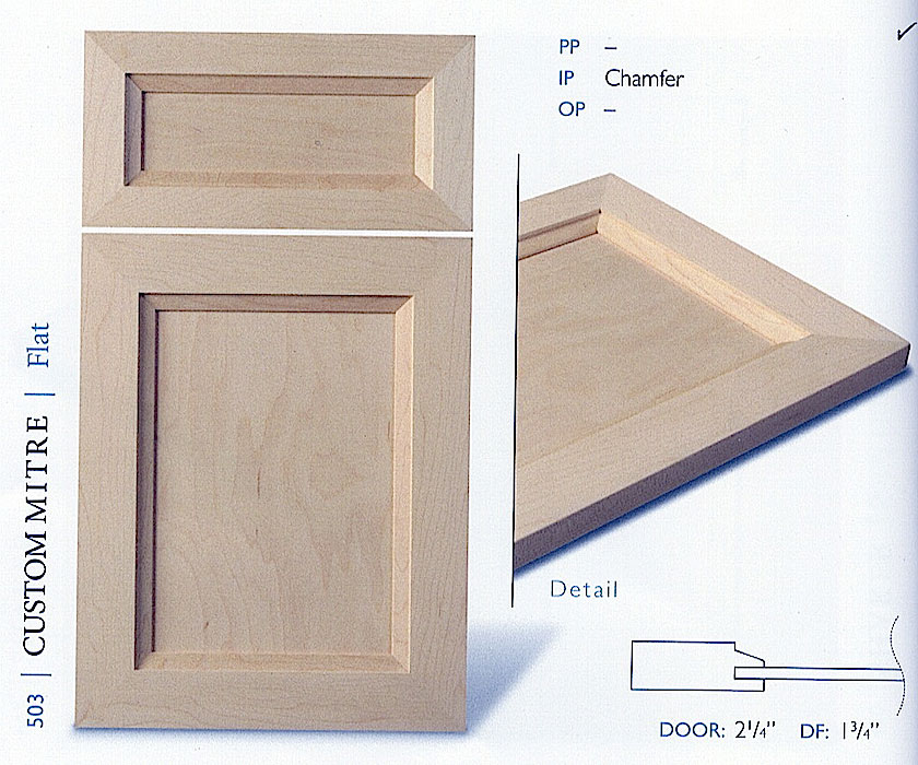 kitchen cabinet door profiles 500 series cabinet door profiles 18575