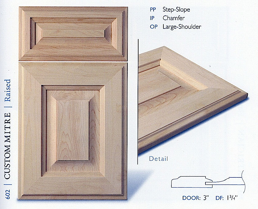 kitchen cabinet door profiles 600 series cabinet door profiles 18575