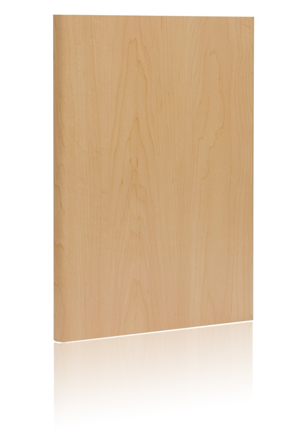 how to clean melamine cabinet doors