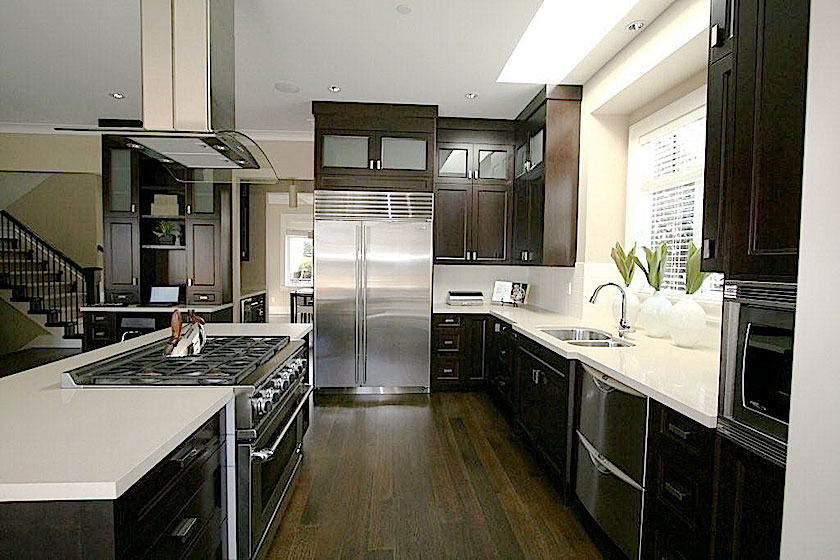 quality cabinet - Custom Kitchen Cabinets Vancouver