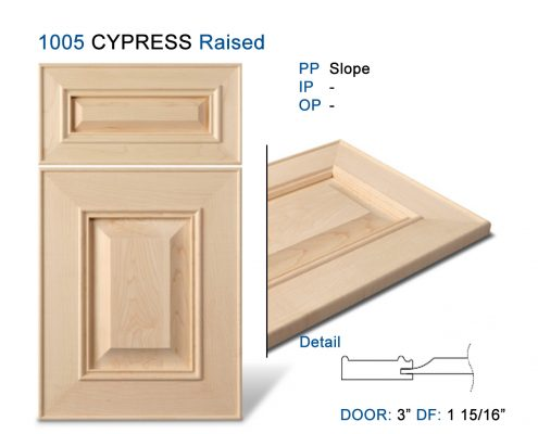 1005 CYPRESS Raised
