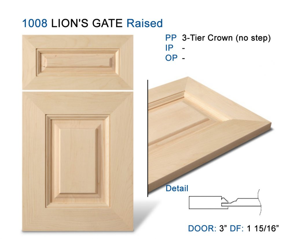 Mitre Doors Formed Moulding Alternative Specialty