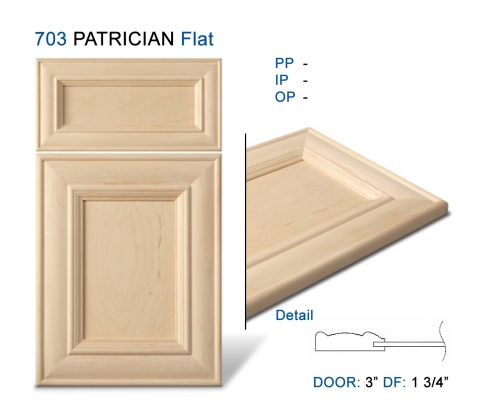 703 PATRICIAN Flat
