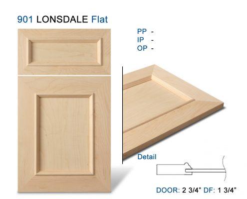 901 LONSDALE Flat