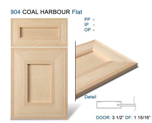 904 COAL HARBOUR Flat