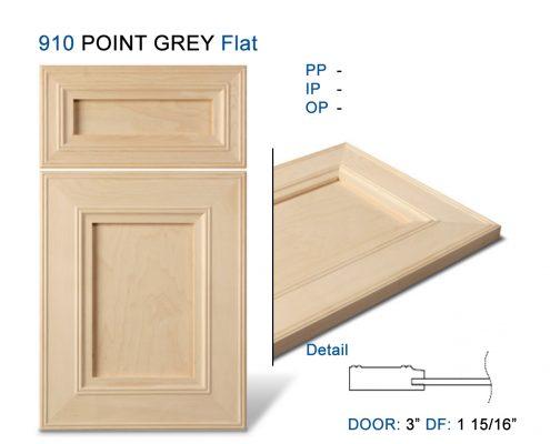 910 POINT GREY Flat