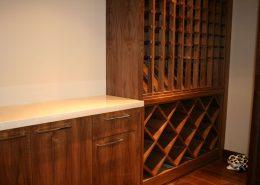 Wine Cellar Millwork